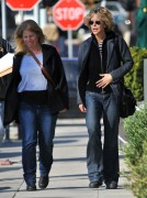 Meg Ryan out and about in Santa Monica - November 10, 2010