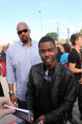 Chris Rock @ Grown Ups German Premiere @ O2 World in Berlin 30.07.10 (1X)