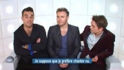Take That au Grand Journal - 24/11/2010 - Page 2 Fdce17110831350