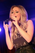 Диана Викерс, фото 726. Diana Vickers performs at the Ruby Lounge, Manchester, England - 08.02.2012, foto 726