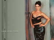 Carrie Anne Moss : Hot Wallpapers x 7