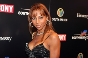 HOLLY ROBINSON PEETE - unknown event - Ebony