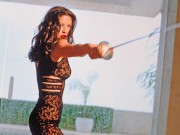Catherine Zeta Jones : Sexy Wallpapers x 12