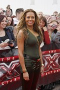 Melanie Brown - Arrivals for The X Factor Auditions in Manchester (6/6/12)