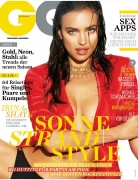 Irina Shayk � GQ Magazine Germany (July 2012) scans