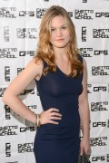 Julia Stiles - see-thru at Ghetto Film School Annual Benefit Gala in NY 06/13/12