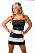 "Madison Rayne/Ashley Lane: New ""Black & White"" TNA Knockout Shoot (x3 Pics)"